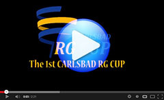 Carlsbad RG Cup video on YouTube